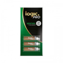 CHEAPEST 2017 LOGIC PRO 3X CAPSULES Menthol 27 LOGIC ECIG Atomizer 10packX3.85USD Free Shipping